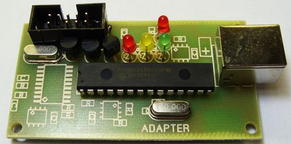 USB OBD-II ELM327 адаптер