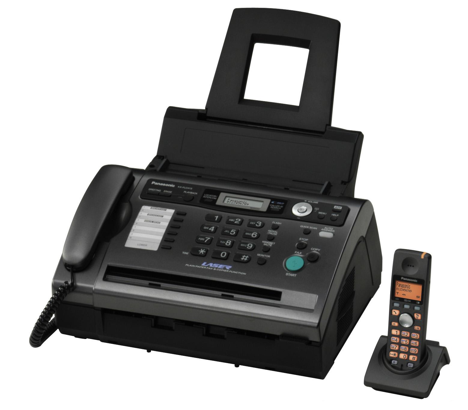 Panasonic kx flc413 инструкция