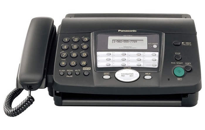 Инструкция для факс panasonic kx ft902