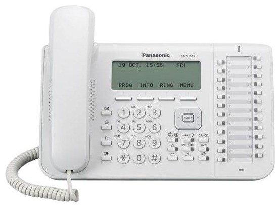 Panasonic Kx-nt546 инструкция - фото 4