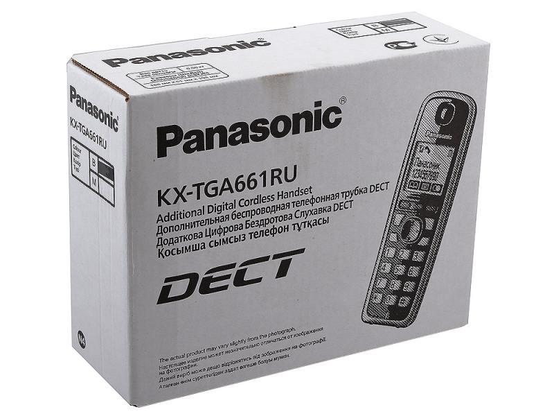 Инструкция Panasonic Kx-Tga710ru