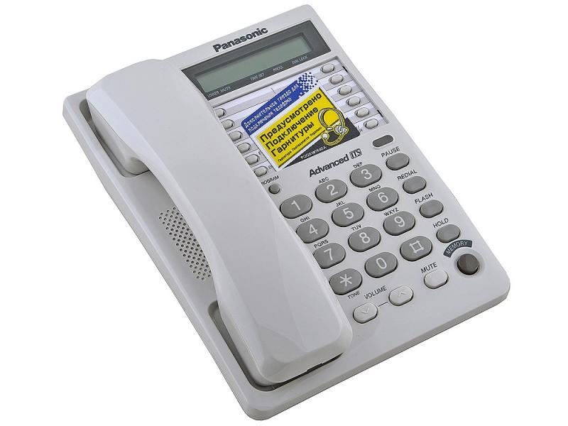 инструкция Panasonic Kx-ts2362ru - фото 2