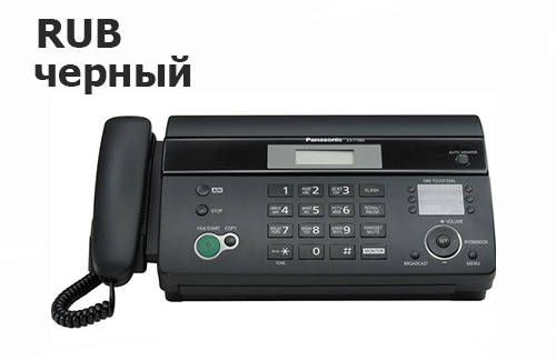 Инструкция по эксплуатации Факса Panasonic Kx Ft982