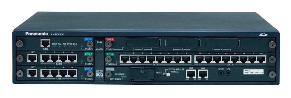 Kx-ncp500ru инструкция по установке