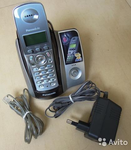 Panasonic kx tcd215ru схема