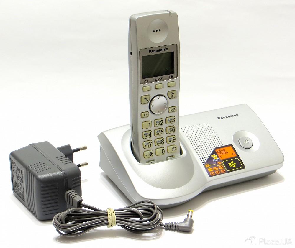 Panasonic kx tg7107ua инструкция скачать