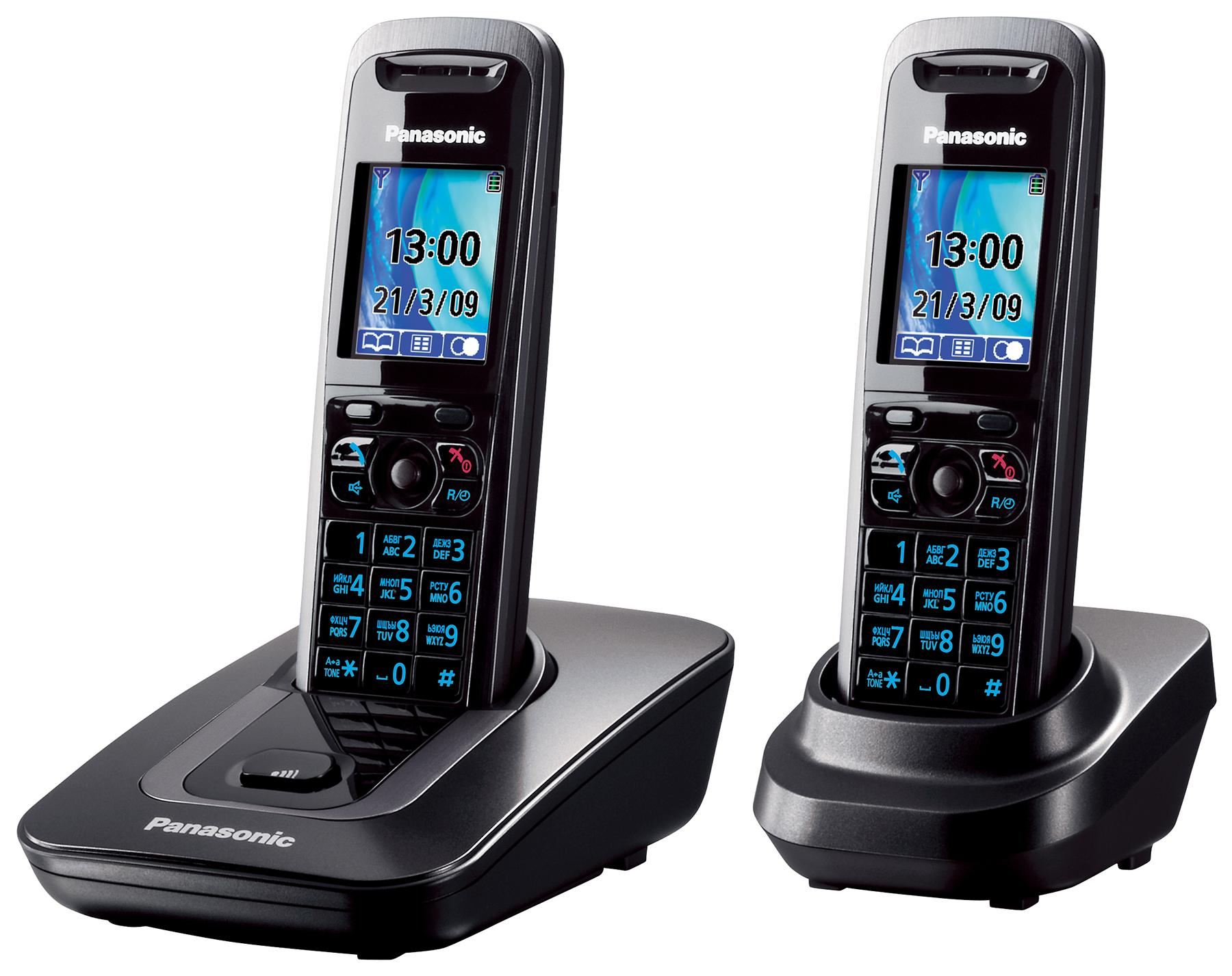 Инструкция к телефону panasonic kx tga107ru