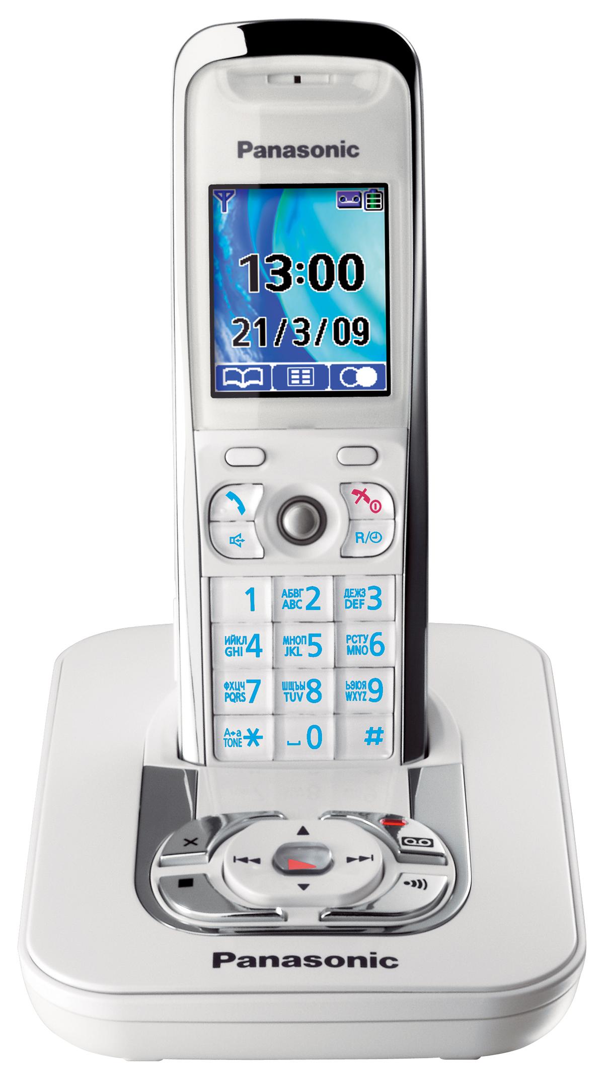Радиотелефоны panasonic инструкция по эксплуатации