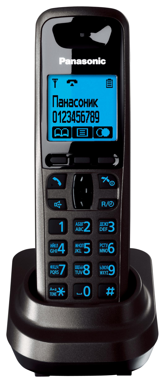 Panasonic kx tga641ru инструкция