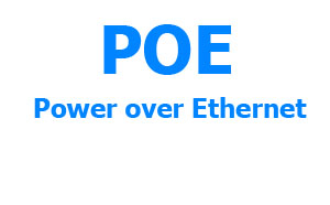 (PoE) Power over Ethernet