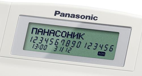 Проводной телефон KX-TS2388RUW/B | описание | характеристики | обзор