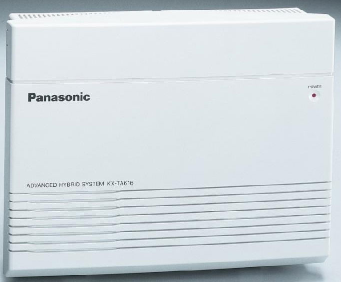 МИНИ АТС PANASONIC KX-TA616