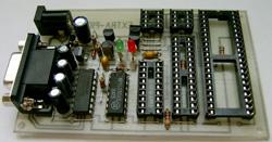 Программатор Pic16f628a Схема