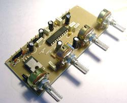 Стереофонический темроблок (LM1036)