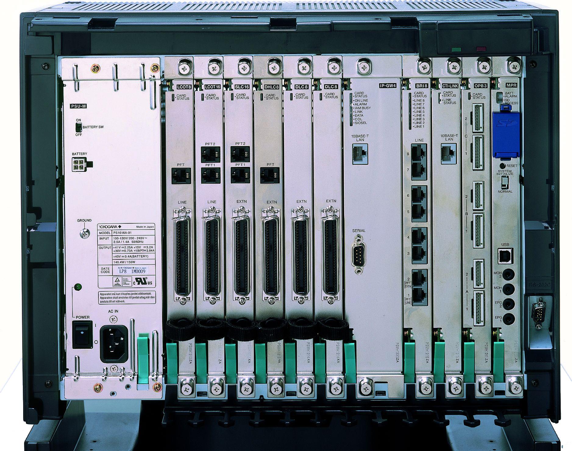 Panasonic Kx tda100 Service Manual list